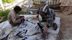 Установлена связь США с поставками оружия боевикам ИГ
