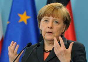 Меркель извинилась за русский мат в кулуарах Бундестага