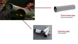 В корпусе российского лазера разглядели канализационную трубу