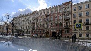 МИД России: США вместе с консульством должны освободить особняк-резиденцию в центре Петербурга