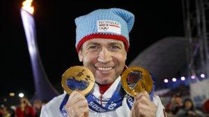 Восьмикратный олимпийский чемпион по биатлону Уле-Эйнар Бьорндален завершил карьеру