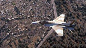 Сирия сбила израильский военный самолет