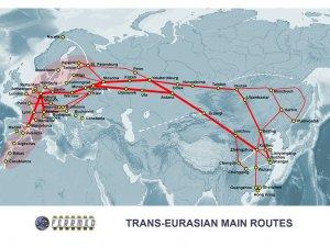 Кооперация в развитии евразийских железнодорожных перевозок