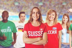 80 швейцарских футбольных фанатов потерялись в России после ЧМ-2018
