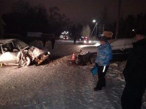 Жёсткое ДТП в Великих Луках устроил пьяный иеродиакон на Toyota Camry (ВИДЕО)