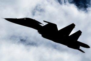 Спасен второй пилот разбившегося Су-34