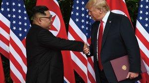 Трамп планирует встречу с Ким Чен Ыном в конце февраля