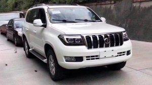 """В Китае сделали клон Land Cruiser 200 """"для бедных"""""""