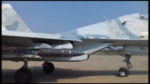 Предупреждение агрессорам: Су-30МК2V Венесуэлы запустил ракету Х-31