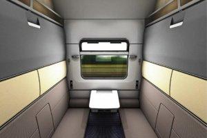 РЖД представили пассажирские вагоны нового типа