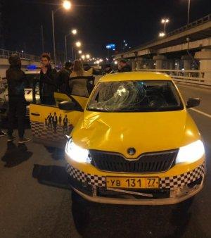 Полицейские в ходе рейда таксистов в Москве задержали 18 уголовников и возбудили 55 тысяч административных материалов