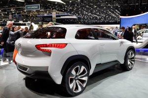 Hyundai показала новый глобальный кроссовер