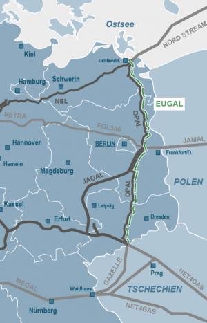 """Eugal: продолжение """"Северного потока-2"""" в Германии готовят к запуску"""