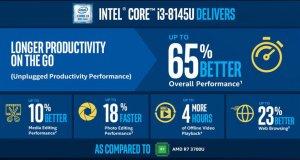Intel внаглую врет в рекламе про преимущества в 65%, тогда как на самом деле процессор intel медленнее