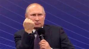 Путин срочно созывает руководителей всех спортивных федераций