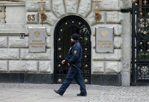 МИД Германии объявил двух российских дипломатов персонами нон грата