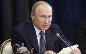 Путин надеется, что РФ и Украина найдут взаимоприемлемое решение по транзиту газа в Европу