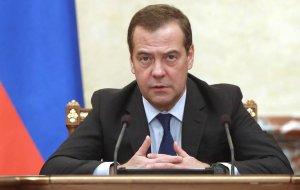 Медведев: Россия думает о европейцах и не может прекратить поставки газа через Украину