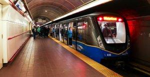 Работники железной дороги в Канаде объявили трехдневную стачку