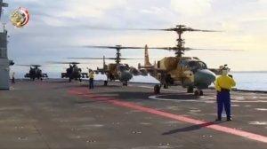 Египет на военных учениях показал, что ему есть чем ответить на агрессию Турции в Ливии