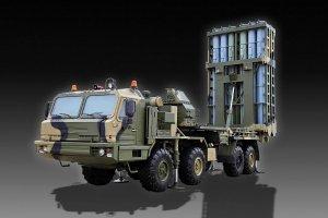 """ВКС получили первый зенитный ракетный комплекс С-350 """"Витязь"""""""