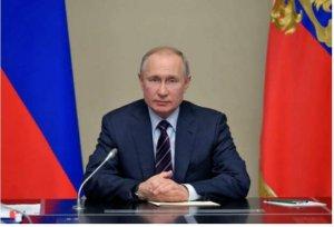 В ВОЗ считают, что обращение Путина к нации следовало бы распространить во всем мире