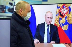 Доверие к Путину выросло после нового обращения к нации