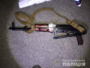 На Украине подросток отобрал у ветерана АТО автомат Калашникова и расстрелял его