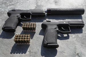 Пробьет бронежилет. Сверхмощный пистолетный патрон разработали российские оружейники