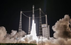 Миссия ракеты-носителя Vega…