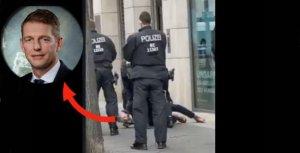 """В Берлине проходят беспорядки из-за закона """"как при…"""