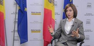 """Санду: Молдавия не заплатит """"Газпрому"""" по долгам…"""