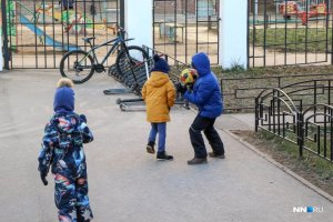 """В нижегородском детдоме отметили День матери. Одного из ребят """"увезли в…"""