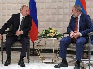 Пашинян рассказал о разговоре с Путиным по карабахскому…