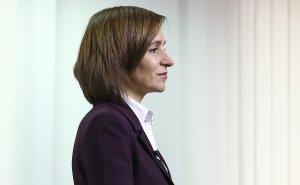 Майя Санду объяснила слова о выводе российских войск из…