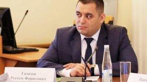 Рустема Газизова назначили и.о. мэра…