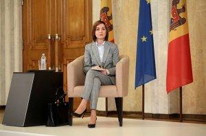 """Избранный президент Молдавии Майя Санду: """"Стабильность в Молдавии на руку и…"""