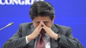 Политическое преследование: Синдзо Абэ вызвали на…