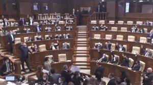 Парламент Молдавии одобрил в первом чтении повышение статуса русского…