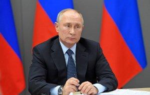 Путин заявил, чтоборьба сCOVID-19объединила миллионы…