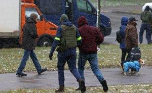 "ВМинске силовики задерживают участников акции ""Марш…"
