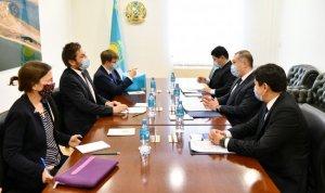 Миссия БДИПЧ ОБСЕ прибыла вКазахстан для наблюдения…