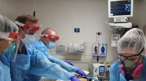 Более 192 тыс. случаев коронавируса выявили за сутки в…