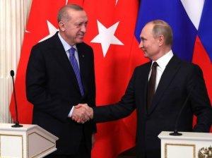 """Приручив """"друга Эрдогана"""", Путин сумел выжать максимум из невозможной…"""
