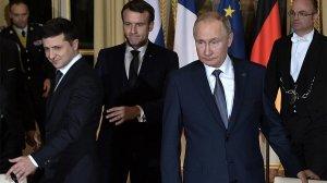 Песков не стал называть сроки возможной встречи Зеленского и…