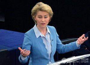 The Guardian (Великобритания): Урсула фон дер Ляйен сообщила лидерам ЕС о высокой…