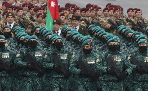 В Азербайджане снимут военное…