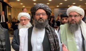 """""""Талибан"""": Мир возможен, если будет шариат иневмешательство внаши…"""