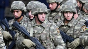 ВАзербайджане отменено военное…