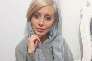 """Иранскую """"Анджелину Джоли"""" наказали на 10 лет тюрьмы за фото   (Девушка…"""